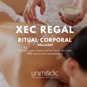 XEC REGAL MASSATGE