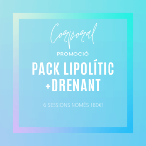 PACK LIPOLÍTIC + DRENANT