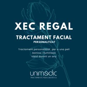 XEC REGAL TRACTAMENT FACIAL PERSONALITZAT