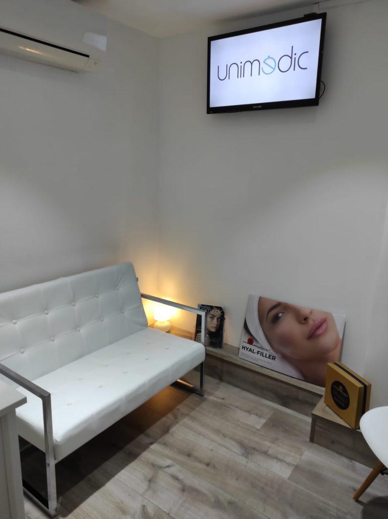Sala espera unimedic